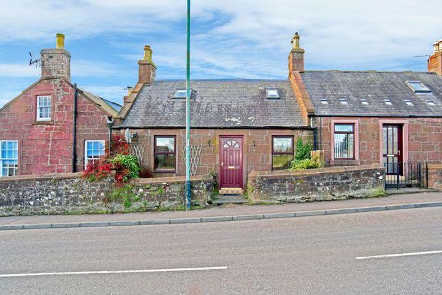 Thumbnail Terraced house for sale in 49 Forfar Road, Kirriemuir