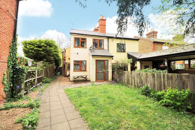 Thumbnail Flat to rent in Guildford Road, Frimley Green, Camberley, Surrey