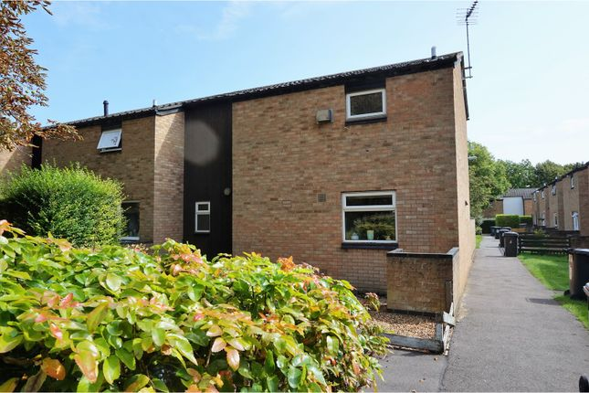 Thumbnail End terrace house for sale in Oakley Terrace, Cherry Hinton, Cambridge