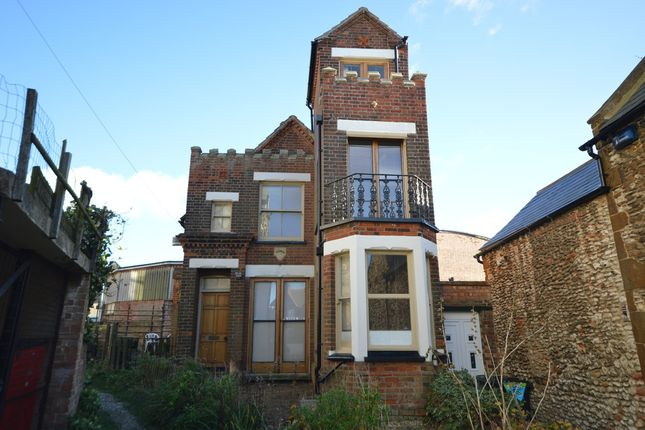 Thumbnail Link-detached house for sale in Le Strange Court, High Street, Hunstanton