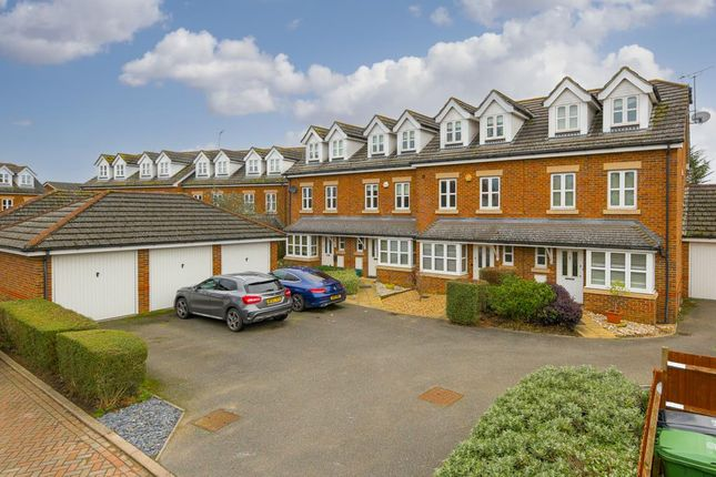 3 bed town house for sale in Millais Crescent, Ewell, Epsom KT19