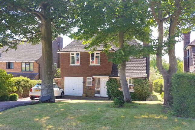 Detached house for sale in Babylon Way, Eastbourne