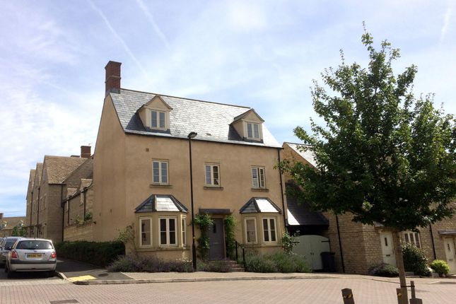 Thumbnail Detached house to rent in Savory Way, Cirencester