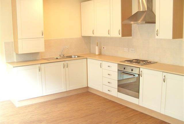 Thumbnail Flat to rent in Carrington Street, Derby