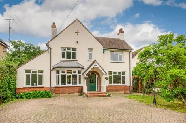 Thumbnail Detached house for sale in Kimbolton Road, Bedford, Bedfordshire