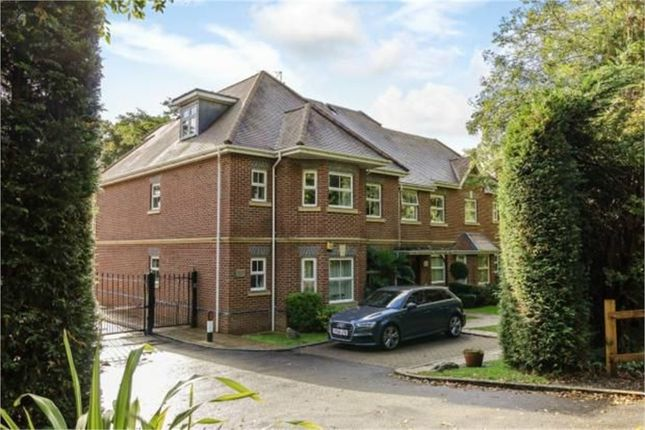Thumbnail Flat for sale in London Road, Windlesham, Surrey