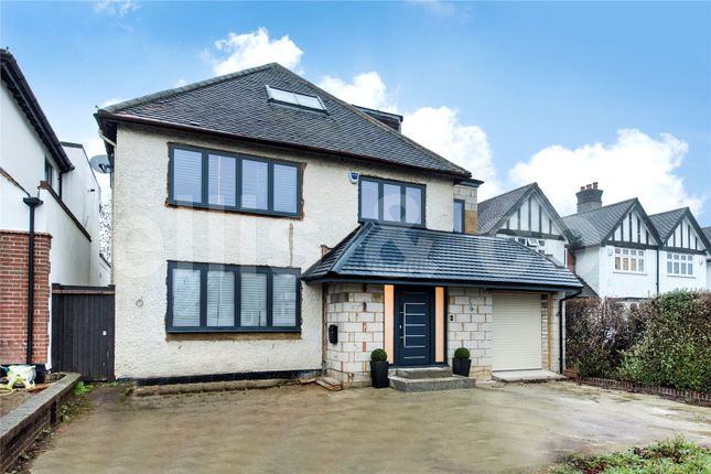 4 bed detached house for sale in Parkside, Mill Hill, London NW7