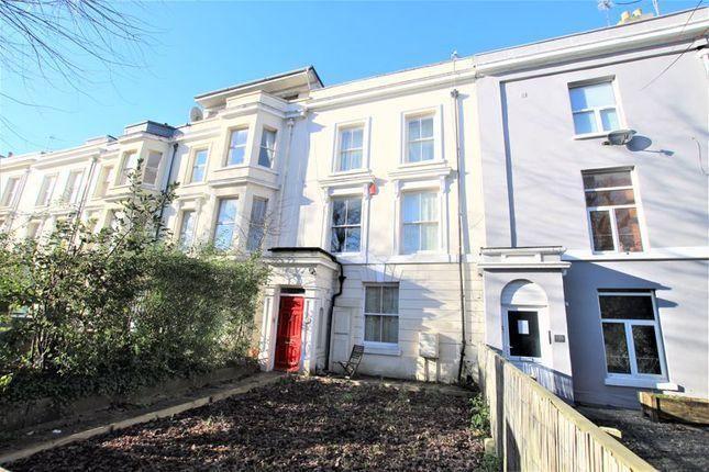 Thumbnail Terraced house for sale in Devonport Road, Stoke, Plymouth, Devon