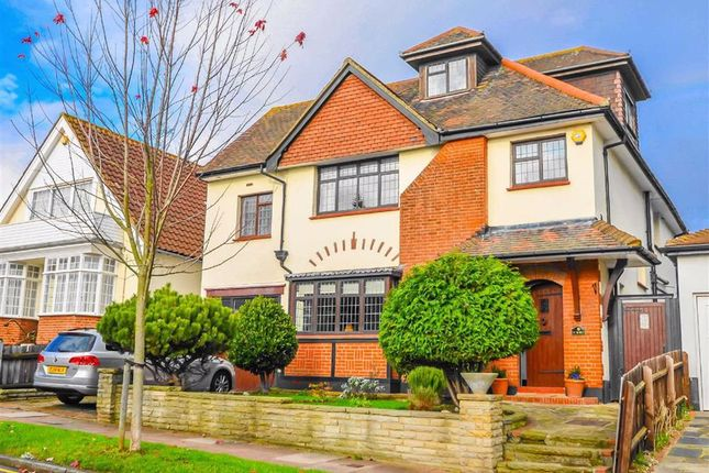 Thumbnail Detached house for sale in Parkside, Westcliff-On-Sea, Essex