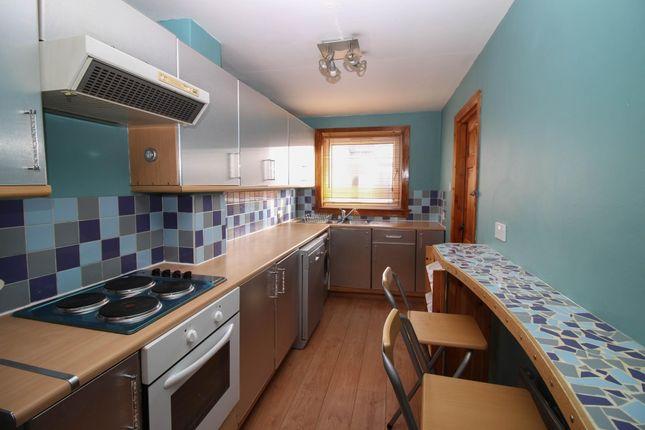 Thumbnail Maisonette to rent in York Lane, Grangemouth