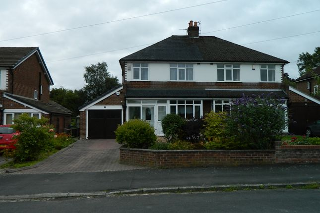 Thumbnail Semi-detached house to rent in Lymm, Cheshire