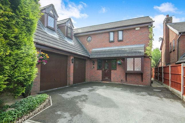 Thumbnail Detached house for sale in Oaklands Road, Hyde