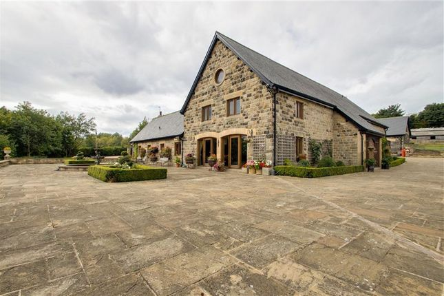 Thumbnail Detached house for sale in Harrogate Road, North Rigton, Leeds