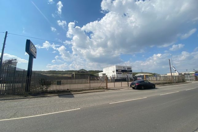 Thumbnail Land to let in Former Ldh Premises, Westway Road, Port Of Newport