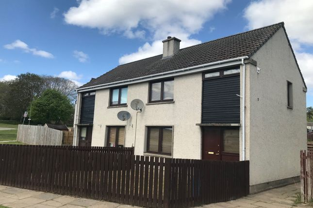 Thumbnail Semi-detached house for sale in Kirkside, Alness