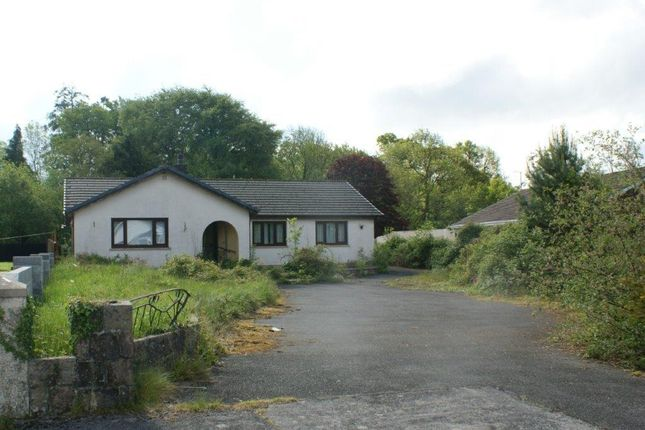 Thumbnail Detached bungalow for sale in Henllan, Llandysul