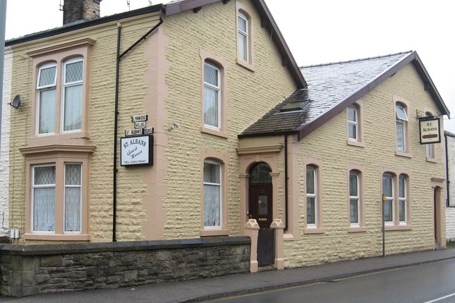 Thumbnail Hotel/guest house for sale in Blackburn Road, Darwen