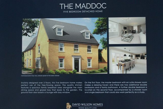Thumbnail Detached house for sale in Peg Hill, Yate, Bristol