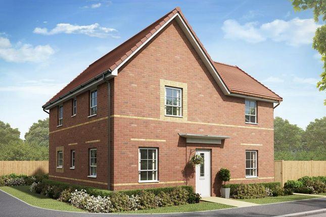 """4 bed detached house for sale in """"Alderney"""" at Hay End Lane, Fradley, Lichfield WS13"""