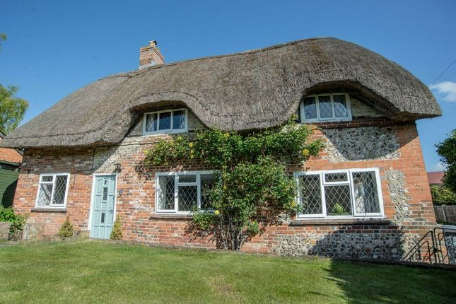 Thumbnail Cottage for sale in Sarson Lane, Amport