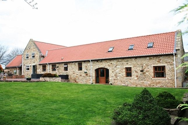 Thumbnail Barn conversion for sale in Ulgham, Morpeth