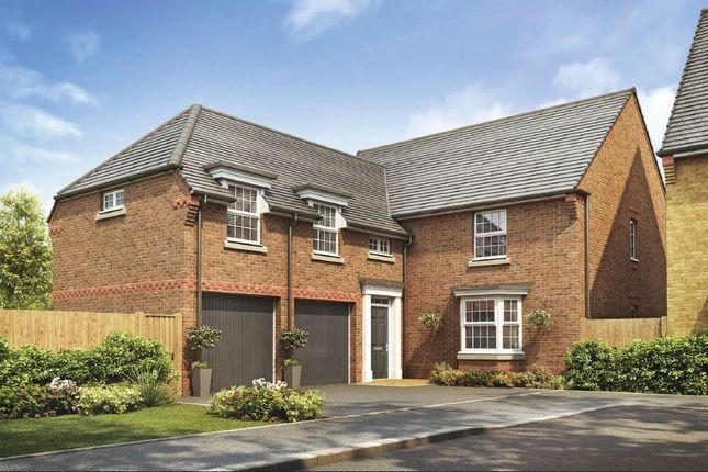 """Thumbnail Detached house for sale in """"Oulton"""" at Carters Lane, Kiln Farm, Milton Keynes"""