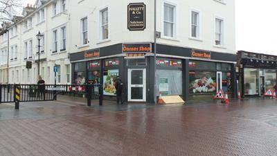 Thumbnail Retail premises to let in 13-15 Bank Street, Ashford, Kent