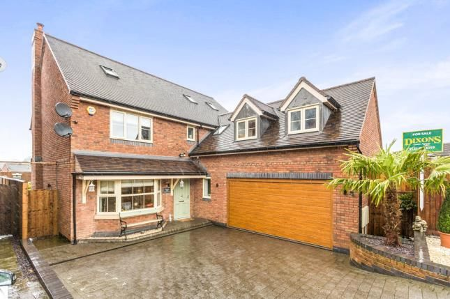 Thumbnail Detached house for sale in Redhill Road, Kings Norton, Birmingham, West Midlands
