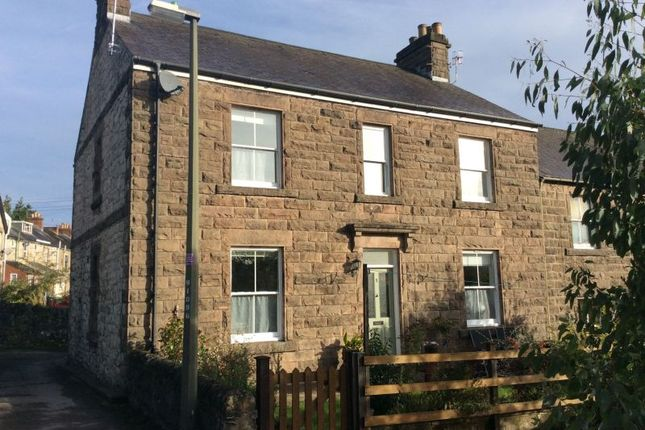 Thumbnail Town house for sale in Cromford Road, Wirksworth