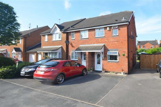 Thumbnail End terrace house for sale in Frampton Road, Linden, Gloucester