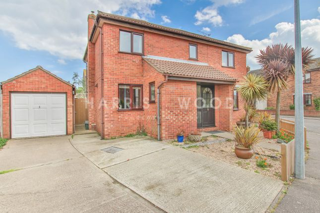 Thumbnail Detached house for sale in Richmond Road, West Mersea, Colchester