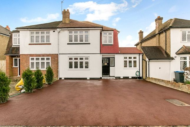 Thumbnail Semi-detached house for sale in Tollers Lane, Coulsdon, Surrey