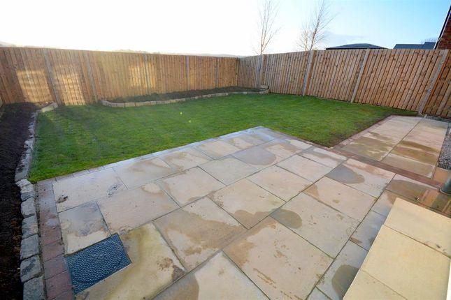 Garden of Adams Court, Shildon DL4