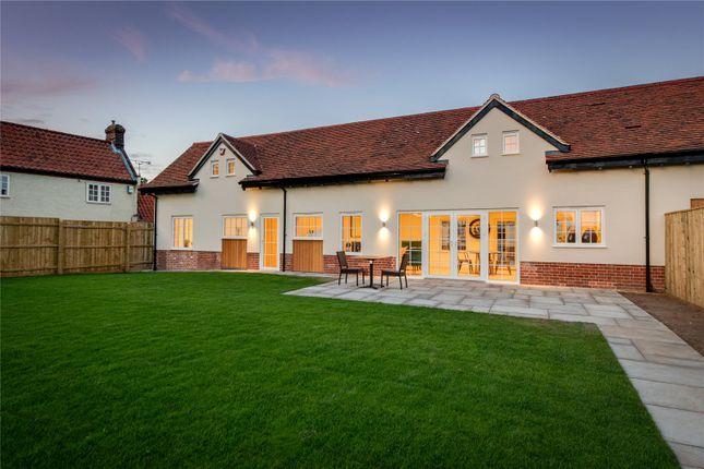 Thumbnail Property for sale in Plot 7 The Fairways, Fynn Valley, Witnesham