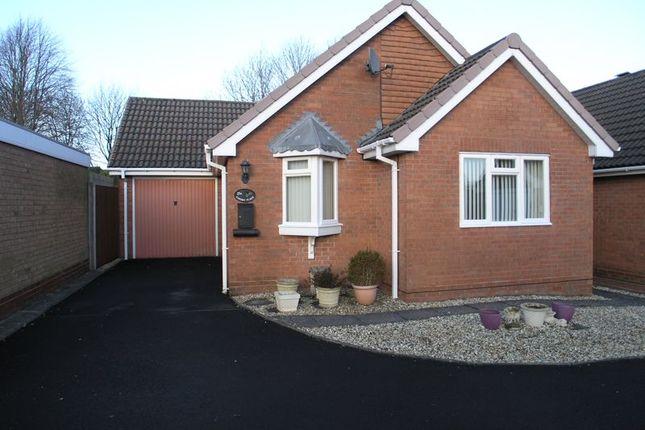 Thumbnail Detached bungalow for sale in Mendip Road, Hayley Green, Halesowen