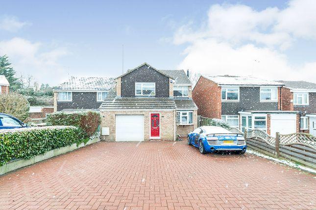 Thumbnail Detached house for sale in Berkeley Close, Stevenage, Hertfordshire