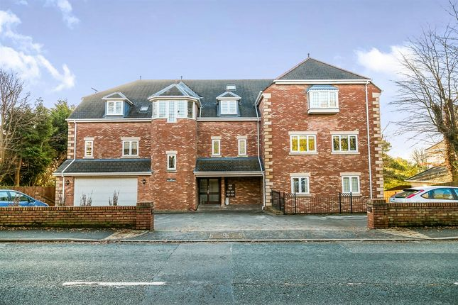 Thumbnail 2 bed flat for sale in Telegraph Road, Heswall, Heswall