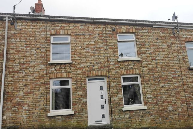 3 bed terraced house for sale in Station Terrace, Seven Sisters, Neath, Neath Port Talbot. SA10