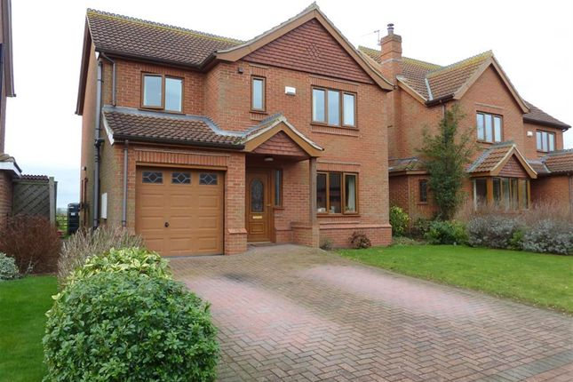 4 bed detached house for sale in Swaby Close, Marshchapel, Grimsby