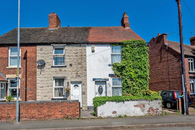 Thumbnail Terraced house for sale in Old Town Lane, Pelsall, Walsall