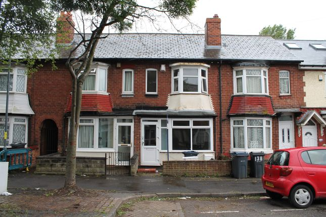 Thumbnail Terraced house to rent in Davey Road, Birmingham