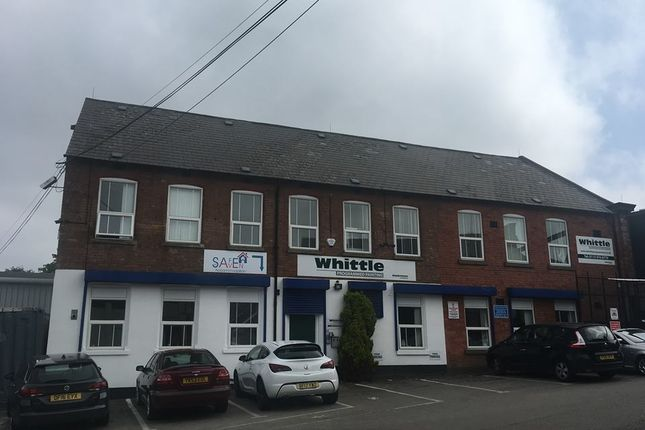 Thumbnail Office to let in First Floor Offices To Let, New Basford, Nottingham