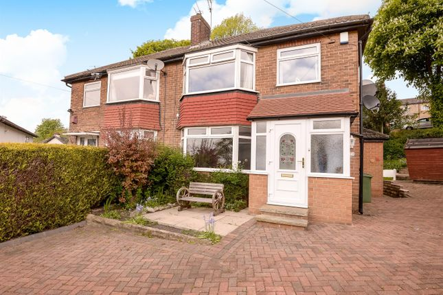 Thumbnail Semi-detached house for sale in Rufford Bank, Yeadon, Leeds