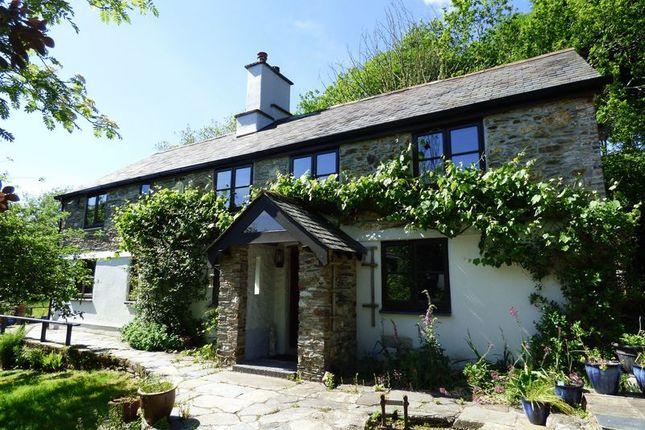 Thumbnail Detached house for sale in Sydenham Damerel, Tavistock