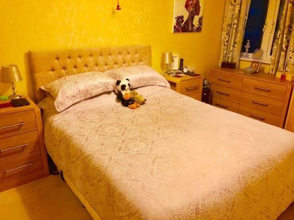 Bedroom of Jarvis Court, Burwell Hill, Brackley, Northants NN13