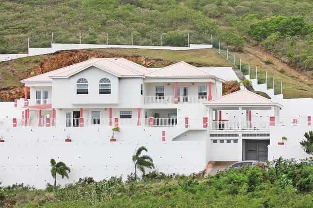 Thumbnail Villa for sale in Overlooking Golf Course, Saint George Basseterre