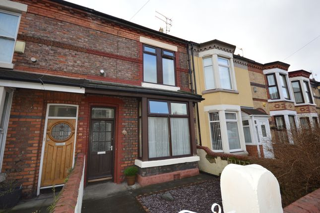 Thumbnail Terraced house to rent in Hereford Road, Seaforth, Liverpool