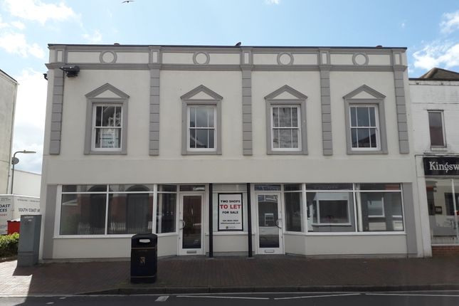 Thumbnail Retail premises to let in 7A / 7B, Stoke Road, Gosport