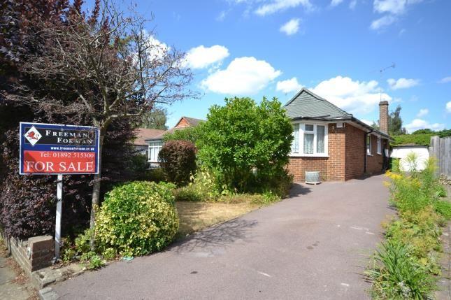 Thumbnail Bungalow for sale in Delves Avenue, Tunbridge Wells, Kent