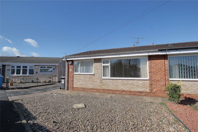 Thumbnail Bungalow to rent in Winchester Close, Hull